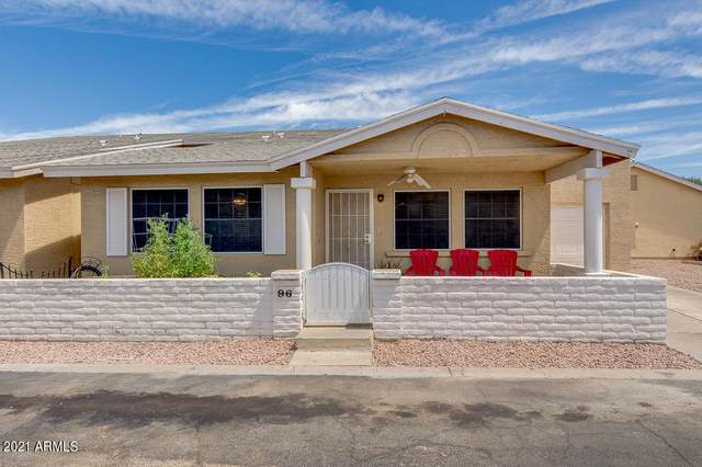 2929 E Broadway Road #96, Mesa, AZ 85204 (MLS #6246793) :: The Copa Team | The Maricopa Real Estate Company