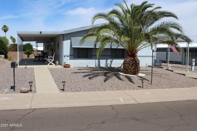 2516 N 56TH Street, Mesa, AZ 85215 (MLS #6246798) :: Keller Williams Realty Phoenix