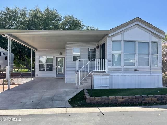 7750 E Broadway Road #886, Mesa, AZ 85208 (MLS #6246810) :: Hurtado Homes Group