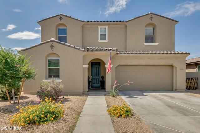 23109 E Desert Spoon Drive, Queen Creek, AZ 85142 (MLS #6246823) :: The Helping Hands Team