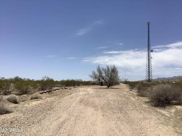 272nd Avenue N Of Lower Buckeye Road, Buckeye, AZ 85326 (MLS #6246833) :: Yost Realty Group at RE/MAX Casa Grande