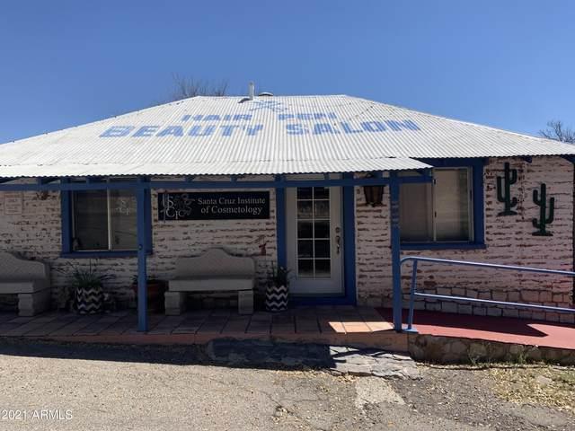 860 E Patagonia Highway, Nogales, AZ 85621 (MLS #6246836) :: Klaus Team Real Estate Solutions