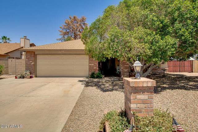 7126 W Sunnyside Drive, Peoria, AZ 85345 (MLS #6246838) :: Yost Realty Group at RE/MAX Casa Grande