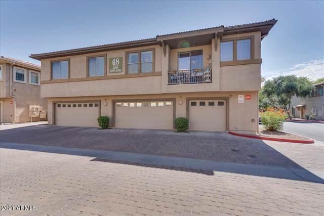 1225 N 36TH Street #2095, Phoenix, AZ 85008 (MLS #6246854) :: CANAM Realty Group