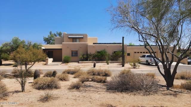 5313 E Rancho Del Oro Drive, Cave Creek, AZ 85331 (MLS #6246864) :: The Riddle Group