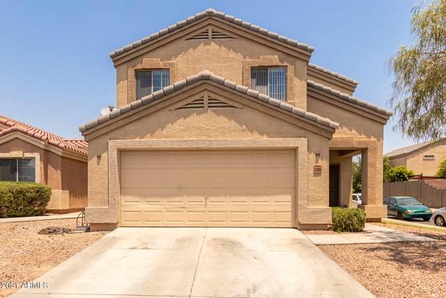 23394 W Cocopah Street, Buckeye, AZ 85326 (MLS #6246878) :: Devor Real Estate Associates
