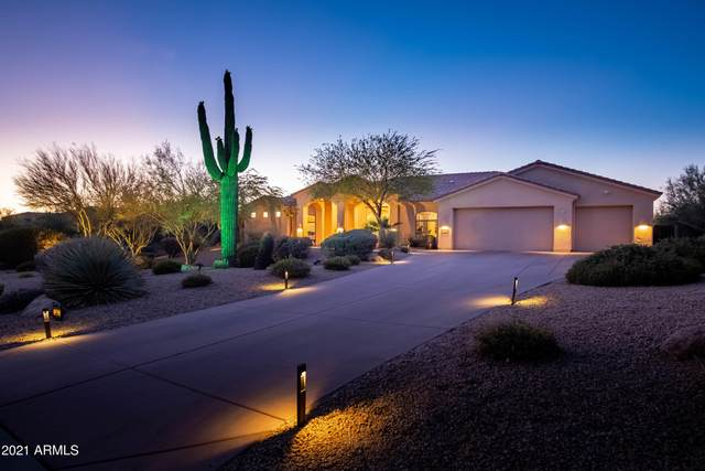 7542 E Cavedale Drive, Scottsdale, AZ 85266 (MLS #6246885) :: CANAM Realty Group