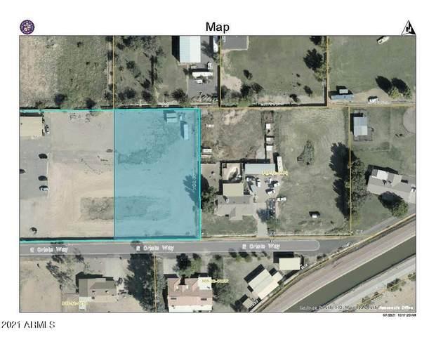 19609 S Mcqueen Road, Chandler, AZ 85286 (MLS #6246904) :: The Helping Hands Team
