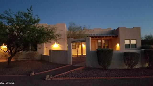 20441 W Teepee Road, Buckeye, AZ 85326 (MLS #6246911) :: Zolin Group