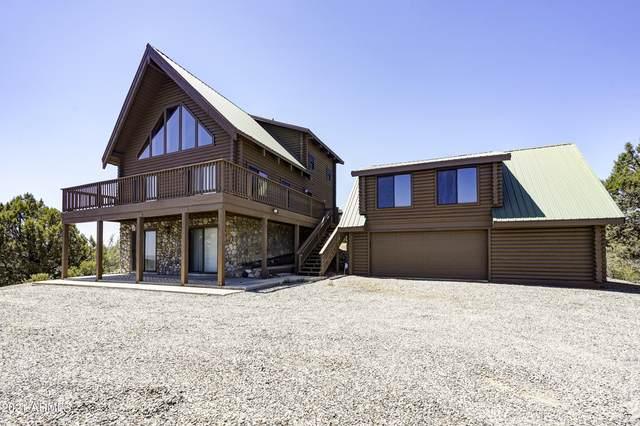 5100 Lonesome Hawk Drive, Prescott, AZ 86305 (MLS #6246919) :: Executive Realty Advisors