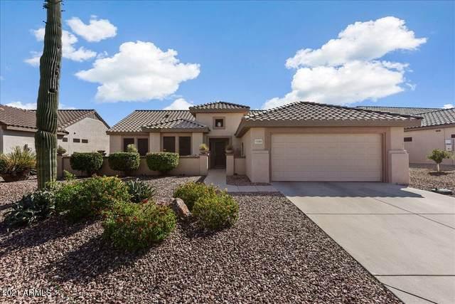 15265 W Sierra Vista Drive, Surprise, AZ 85374 (MLS #6246920) :: Yost Realty Group at RE/MAX Casa Grande