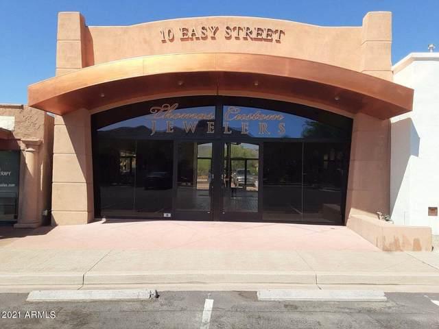 10 Easy Street, Carefree, AZ 85377 (MLS #6246924) :: ASAP Realty