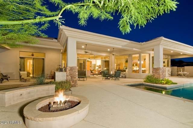 10907 E Via Dona Road, Scottsdale, AZ 85262 (MLS #6246928) :: Synergy Real Estate Partners