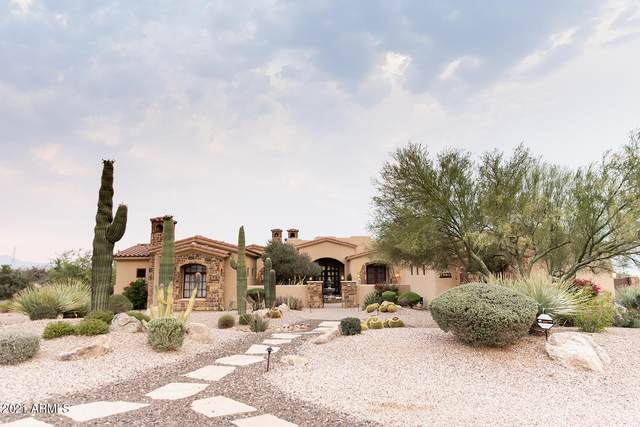 14220 Montgomery Court, Scottsdale, AZ 85262 (MLS #6246951) :: The Everest Team at eXp Realty