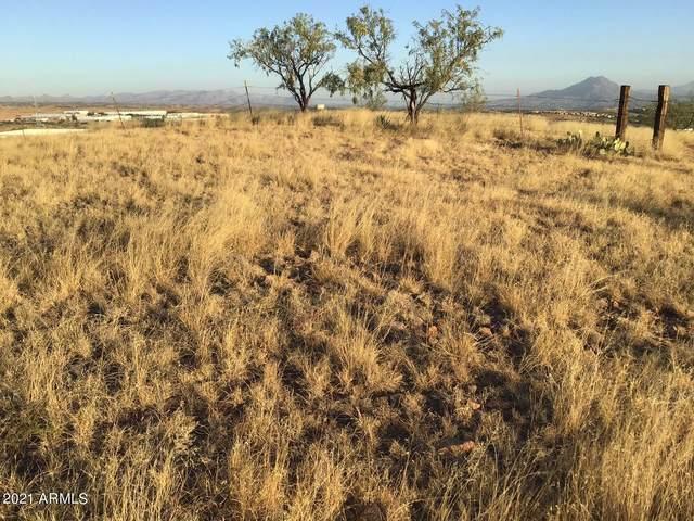 TBD Linda Vista Drive, Nogales, AZ 85621 (MLS #6246957) :: Klaus Team Real Estate Solutions