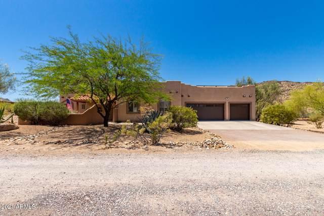 44511 N 10TH Street, New River, AZ 85087 (MLS #6246970) :: The Garcia Group