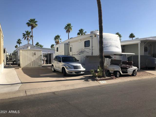 610 S Ironstone Drive, Apache Junction, AZ 85119 (MLS #6247011) :: Yost Realty Group at RE/MAX Casa Grande