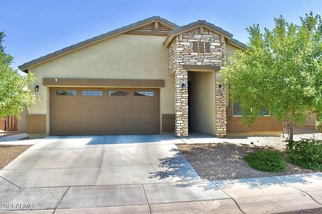 41153 W Ganley Way, Maricopa, AZ 85138 (MLS #6247016) :: Power Realty Group Model Home Center