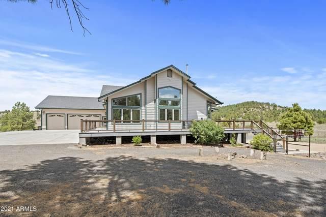 8875 E Pittman Valley Road, Flagstaff, AZ 86005 (MLS #6247018) :: Yost Realty Group at RE/MAX Casa Grande
