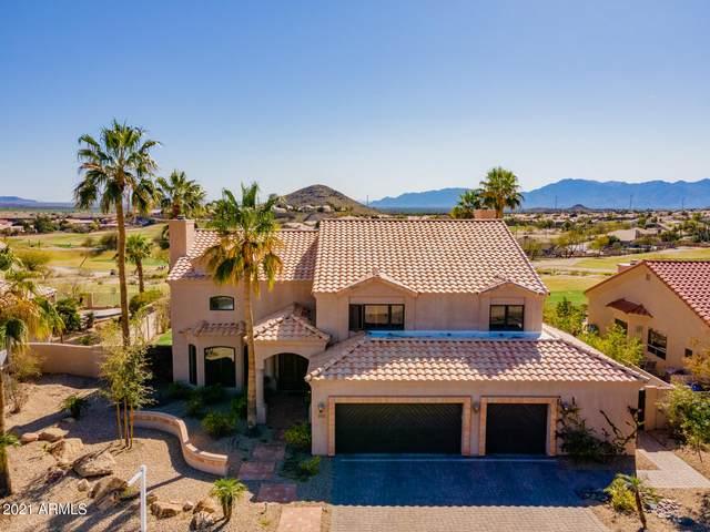 2103 E Clubhouse Drive, Phoenix, AZ 85048 (MLS #6247027) :: Yost Realty Group at RE/MAX Casa Grande
