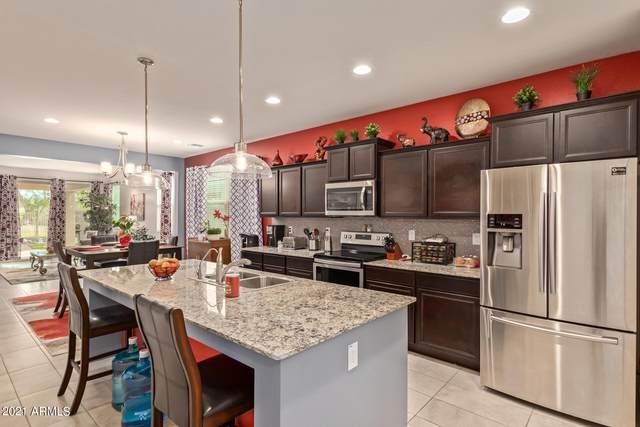 2292 S 236TH Drive, Buckeye, AZ 85326 (MLS #6247032) :: Klaus Team Real Estate Solutions