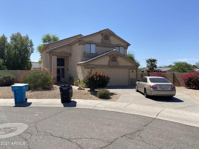 20448 N 37TH Drive, Glendale, AZ 85308 (MLS #6247049) :: Yost Realty Group at RE/MAX Casa Grande