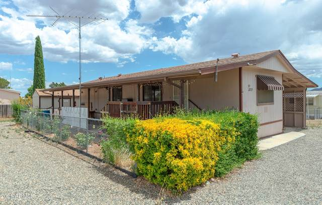 2777 N Northridge Drive, Prescott Valley, AZ 86314 (MLS #6247059) :: Keller Williams Realty Phoenix