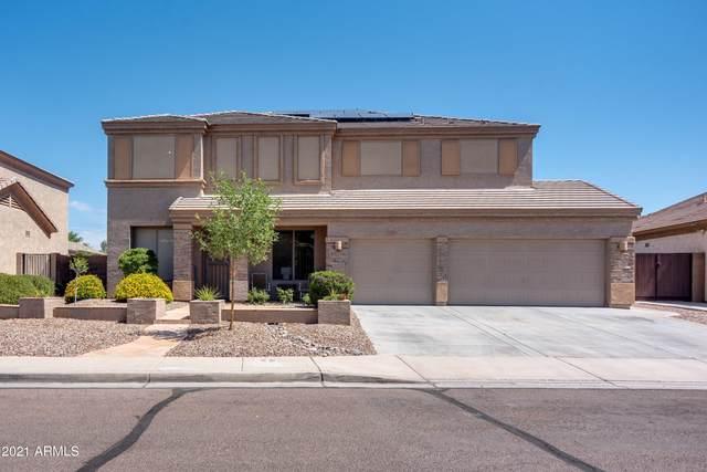 9334 W Melinda Lane, Peoria, AZ 85382 (MLS #6247067) :: Howe Realty