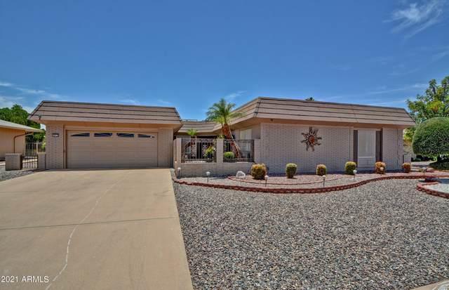 10713 W Manzanita Drive, Sun City, AZ 85373 (MLS #6247091) :: The Riddle Group