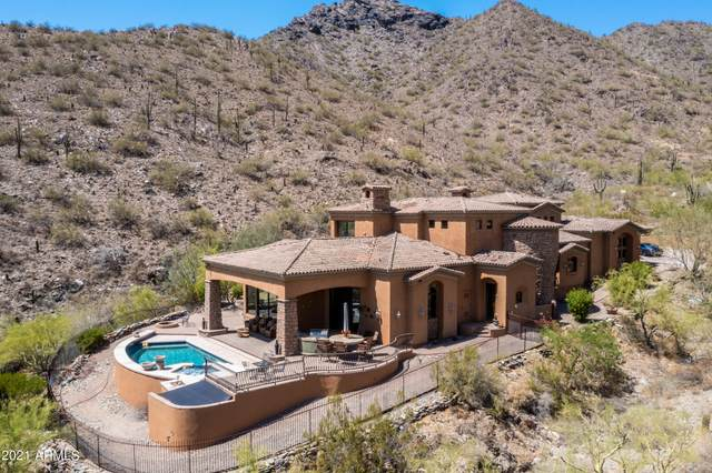 11550 E Paradise Lane, Scottsdale, AZ 85255 (MLS #6247092) :: Executive Realty Advisors