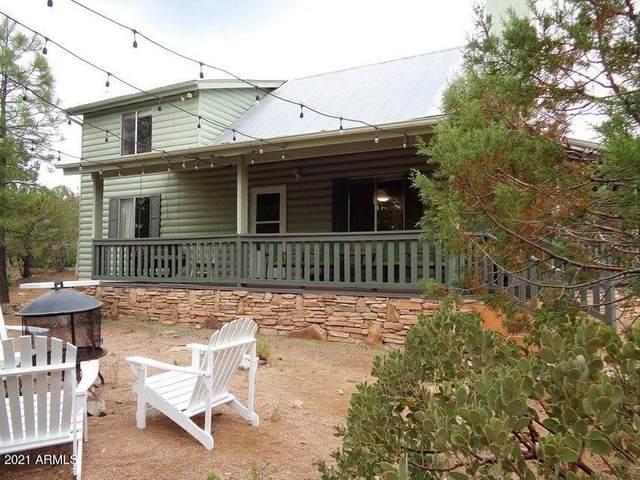 691 N Pyle Ranch Road, Payson, AZ 85541 (MLS #6247093) :: Yost Realty Group at RE/MAX Casa Grande