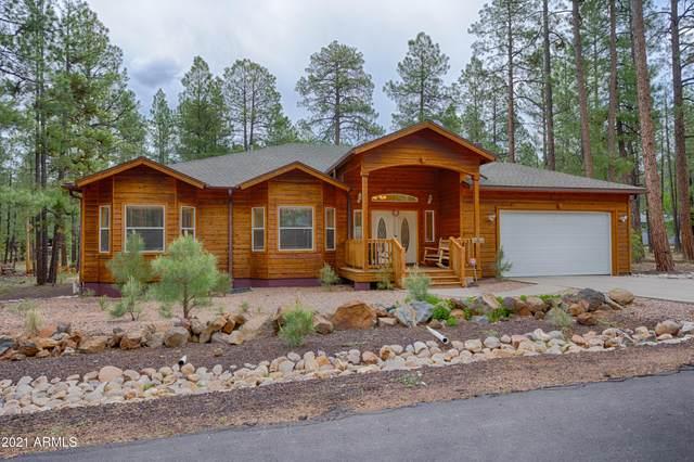 2895 Blue Lake Circle, Pinetop, AZ 85935 (MLS #6247098) :: Yost Realty Group at RE/MAX Casa Grande