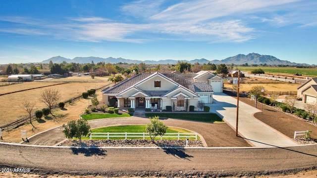19221 E Aster Drive, Queen Creek, AZ 85142 (MLS #6247111) :: Conway Real Estate