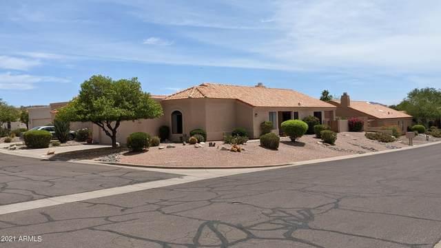 12221 N Falcon Drive, Fountain Hills, AZ 85268 (MLS #6247142) :: The AZ Performance PLUS+ Team