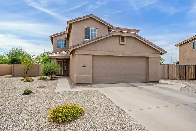 1629 W Coolidge Way, Coolidge, AZ 85128 (MLS #6247146) :: Yost Realty Group at RE/MAX Casa Grande