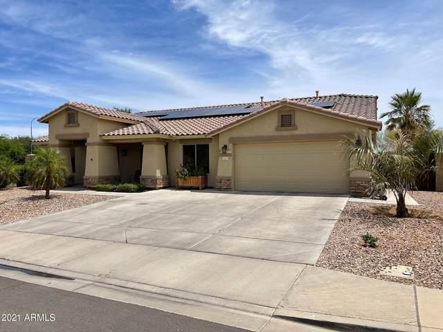 4267 S Kimberlee Drive, Chandler, AZ 85249 (MLS #6247154) :: Yost Realty Group at RE/MAX Casa Grande