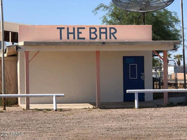 104 W Murphy Street, Gila Bend, AZ 85337 (MLS #6247163) :: Yost Realty Group at RE/MAX Casa Grande