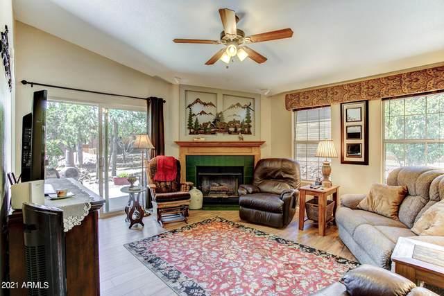 309 W Ash Creek Court, Payson, AZ 85541 (MLS #6247164) :: Hurtado Homes Group