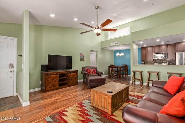 14145 N 92ND Street #2145, Scottsdale, AZ 85260 (MLS #6247166) :: Keller Williams Realty Phoenix