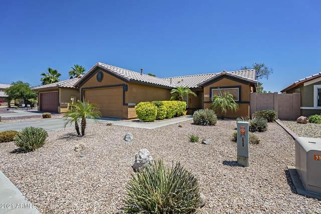 16109 W Jefferson Street, Goodyear, AZ 85338 (MLS #6247171) :: Yost Realty Group at RE/MAX Casa Grande