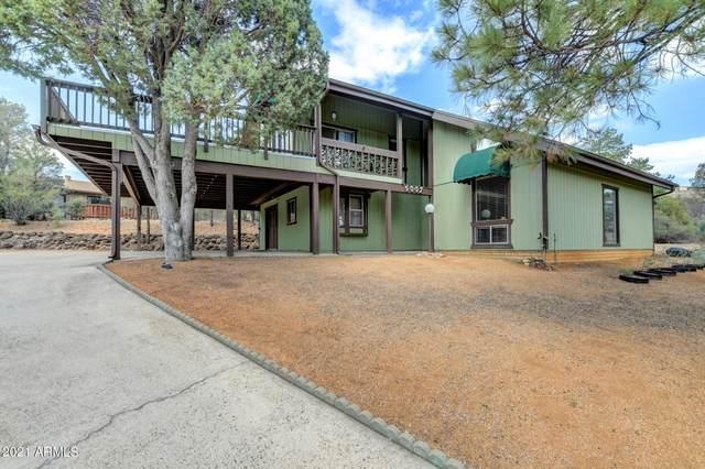 5007 Flower Court, Prescott, AZ 86301 (MLS #6247192) :: Yost Realty Group at RE/MAX Casa Grande