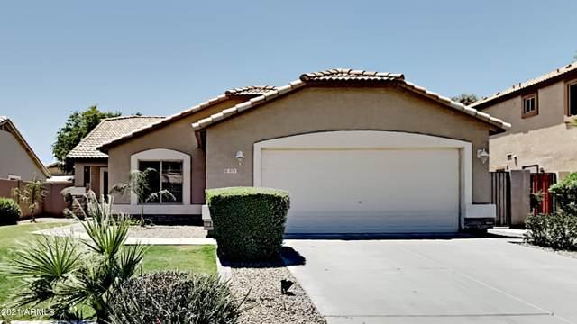 1178 S Park Grove Court, Gilbert, AZ 85296 (MLS #6247198) :: Yost Realty Group at RE/MAX Casa Grande