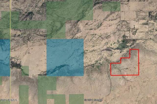 0000 E Ave 68 E Road, Dateland, AZ 85333 (MLS #6247225) :: Fred Delgado Real Estate Group