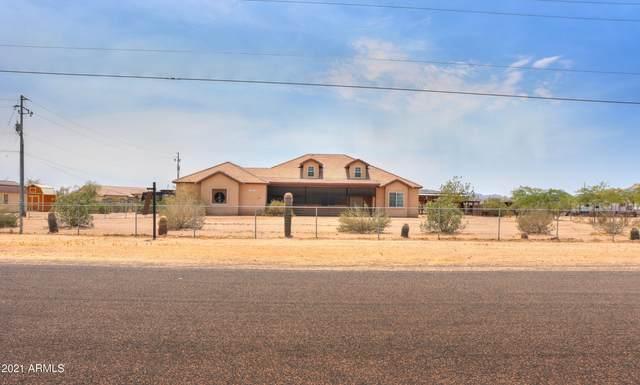 2810 N Mallee Place, Maricopa, AZ 85139 (MLS #6247241) :: Executive Realty Advisors