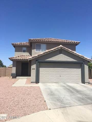 11908 W Windrose Drive, El Mirage, AZ 85335 (MLS #6247255) :: Yost Realty Group at RE/MAX Casa Grande