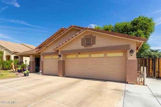 5566 E Gable Avenue, Mesa, AZ 85206 (MLS #6247257) :: Executive Realty Advisors