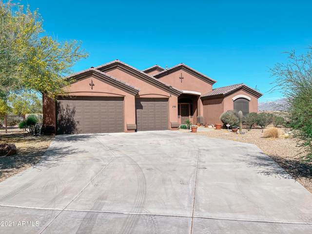 2783 Sidewheel Drive, Bullhead City, AZ 86429 (MLS #6247283) :: Openshaw Real Estate Group in partnership with The Jesse Herfel Real Estate Group