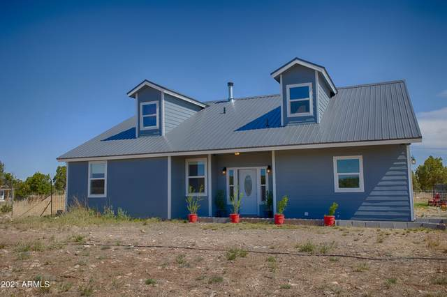 1881 Turkey Lake Road, Show Low, AZ 85901 (MLS #6247299) :: CANAM Realty Group