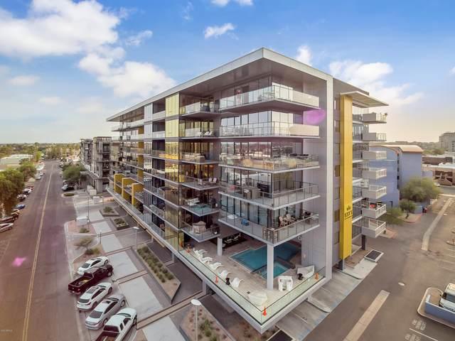4422 N 75TH Street #3002, Scottsdale, AZ 85251 (MLS #6247305) :: Synergy Real Estate Partners