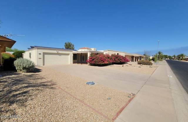 10420 W Tumblewood Drive, Sun City, AZ 85351 (MLS #6247335) :: CANAM Realty Group